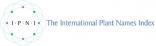 The International Plant Names Index (IPNI)